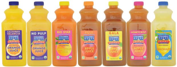 New Cogo Juice Labels