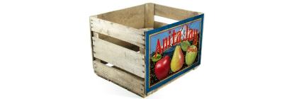 Fruit Crate Art