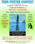 Environmental Poster Contest Flyer