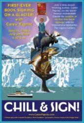 Poster for Author Carew Papriz